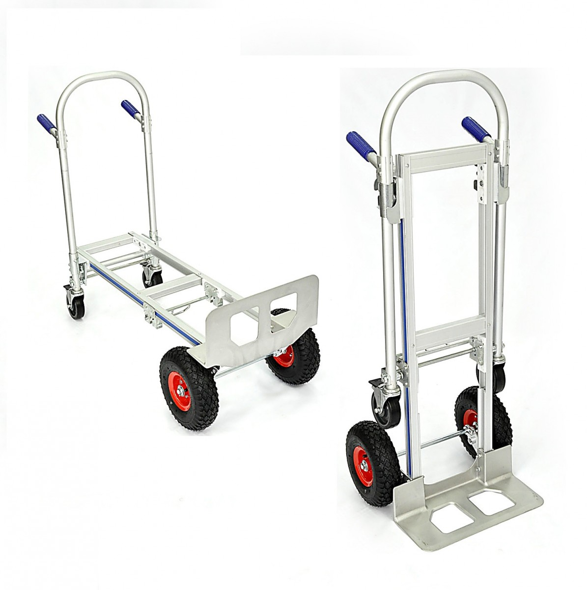 Sydney Trolleys Hand Trolleys Aluminum Trolleys